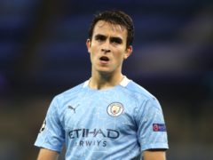 Eric Garcia looks set to leave Manchester City (Martin Rickett/PA)