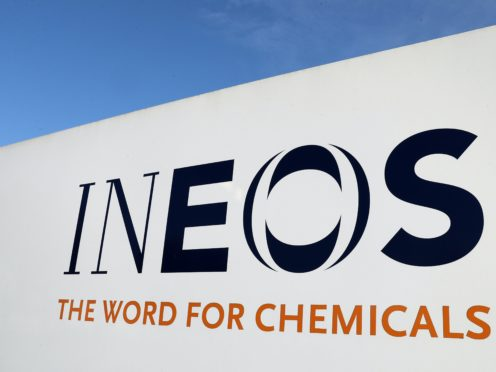 Chemicals giant Ineos has bought part of BP's business (PA)