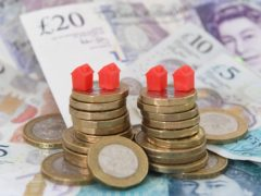More households are expected to default on their mortgage payments and other loan commitments in the next few months, according to a Bank of England survey of lenders (Joe Giddens/PA)