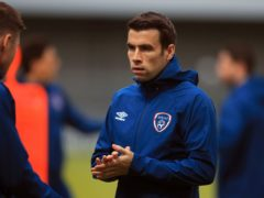 Republic of Ireland defender and Everton captain Seamus Coleman has welcomed the formation of a strategic partnership with his former club Sligo Rovers (Adam Davy/PA)