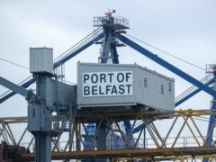 Northern Ireland has a 'gateway' of opportunity following Brexit, the First Minister said (Liam McBurney/PA)