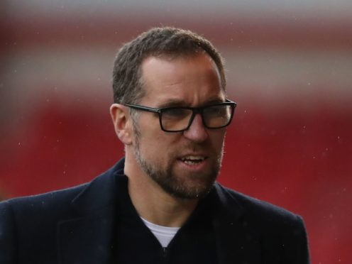 David Artell believes his players thought the game was won (Tim Goode/PA)