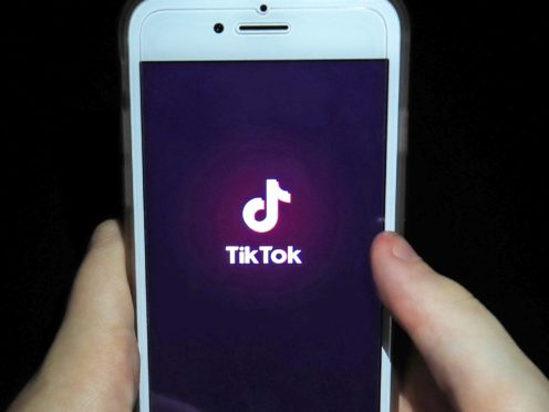 TikTok is tightening its controls (Peter Byrne/PA)