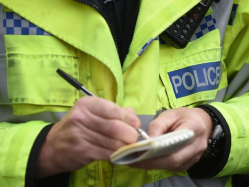 A former police chief said he 'sympathised' with both police and the two women recently fined for going for a walk at a remote Derbyshire spot. (Joe Giddens/PA)