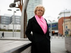Julie Hambleton has said she will not pay the Covid fine.(Jacob King/PA)