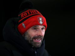 Paul Warne is looking forward to meeting Carlo Ancelotti (Nick Potts/PA)