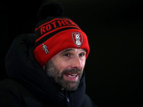 Paul Warne is looking forward to meeting Carlo Ancelotti (Nick Potts/PA)