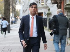 Rishi Sunak's comments were complained about by 1,064 viewers (Yui Mok/PA)