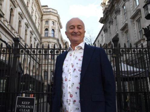 Sir Tony Robinson (Stefan Rousseau/PA)