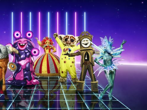 The Masked Singer (Vincent Dolman/Bandicoot TV/ITV