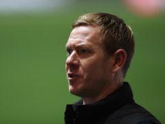 Dean Holden praised matchwinner Famara Diedhiou after the win over Huddersfield (Nick Potts/PA)