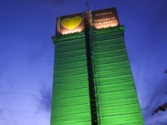 Grenfell Tower (Steve Parsons/PA)