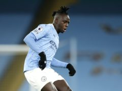 Benjamin Mendy has apologised after hosting friends at his house on New Year's Eve (Clive Brunskill/PA)