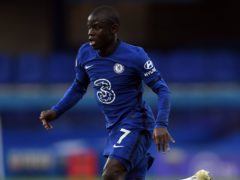 N'Golo Kante, pictured, will miss Chelsea's FA Cup clash with Morecambe (Mike Hewitt/PA)