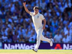 England's Sam Curran (Mike Egerton/PA)