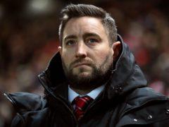 Sunderland manager Lee Johnson (Nick Potts/PA)