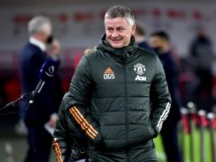 Ole Gunnar Solskjaer and Manchester United have enjoyed themselves on their travels (Rui Vieira/PA)