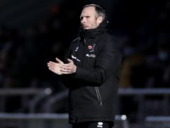 Lincoln manager Michael Appleton has had to deal with a coronavirus outbreak (Bradley Collyer/PA)