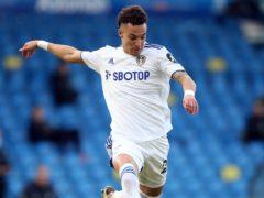 Leeds striker Rodrigo is chasing more goals against Tottenham (Nigel French/PA