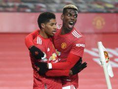 Manchester United enjoyed a superb Christmas period (Michael Regan/PA)