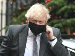 Prime Minister Boris Johnson (Dominic Lipinksi/PA)