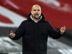 Pep Guardiola admits it has been hard to understand all the coronavirus regulations (Paul Childs/PA)