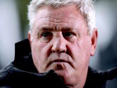 Steve Bruce believes this season's FA Cup is being devalued (Alex Pantling/PA)