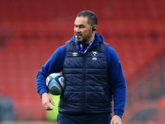 Bristol rugby director Pat Lam (Adam Davy/PA)