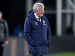 Roy Hodgson insisted Crystal Palace were right to play Luka Milivojevic in the 2-0 win over Sheffield United (John Walton/PA)