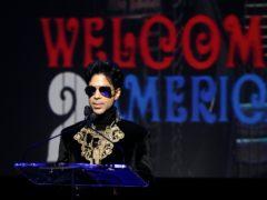 Prince died in 2016 (Peter Kramer/AP)