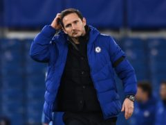 Frank Lampard, pictured, has revealed his excitement at battling to overturn Chelsea's recent slump in form (Andy Rain/PA)