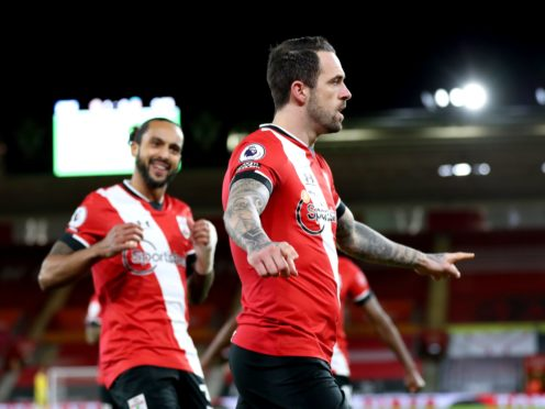 Southampton's Danny Ings, right, will be eased back to a first-team return, says manager Ralph Hasenhuttl (Naomi Baker/PA)