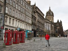 The sector will receive £104 million in support from the Scottish Government (Andrew Milligan/PA)
