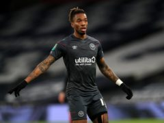 Ivan Toney has been on the receiving end of further online abuse after an Instagram user was banned for a racist post directed at him (Adam Davy/PA)