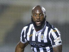 St Mirren's Junior Morias has joined Boreham Wood on loan (Jeff Holmes/PA)