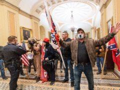 UK politicians warned after Trump 'incites' riots at Capitol building (Manuel Balce Ceneta/AP)