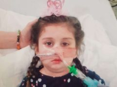A judge has ruled that five-year-old Pippa Knight, who has suffered brain damage and is in a vegetative state, should be allowed to die (Sinclairslaw/PA)