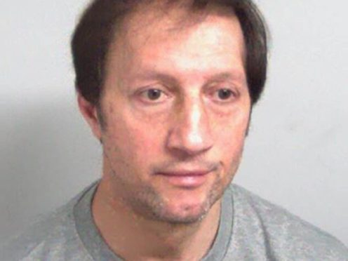 Terence Glover has been detained indefinitely under the Mental Health Act (Essex Police/PA)