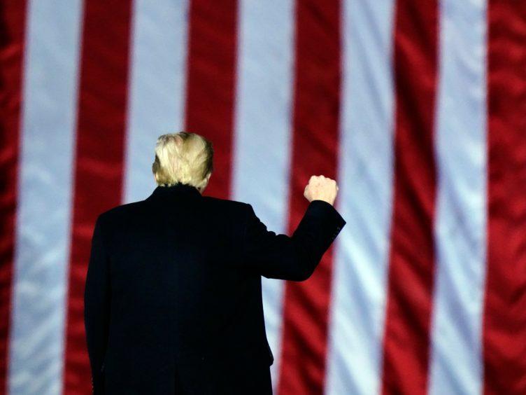 Donald Trump (AP Photo/Brynn Anderson)