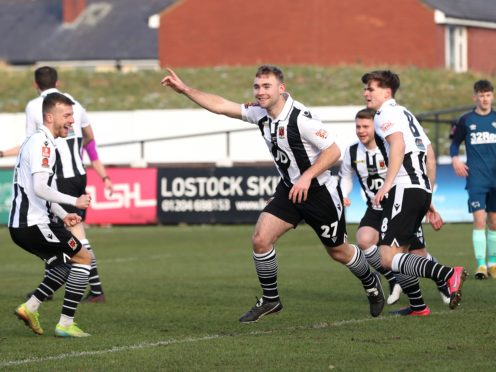 Chorley's FA Cup fourth-round match against Wolves will kick off the televised action on January 22 (Martin Rickett/PA)