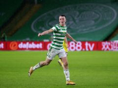 David Turnbull was on the scoresheet again for Celtic but more points were dropped (Jane Barlow/PA)