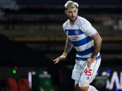 Charlie Austin was back among the goalscorers for QPR on Tuesday (Zac Goodwin/PA)