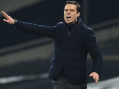 Fulham manager Scott Parker is preparing to face Premier League leaders Manchester United (Glyn Kirk/PA)