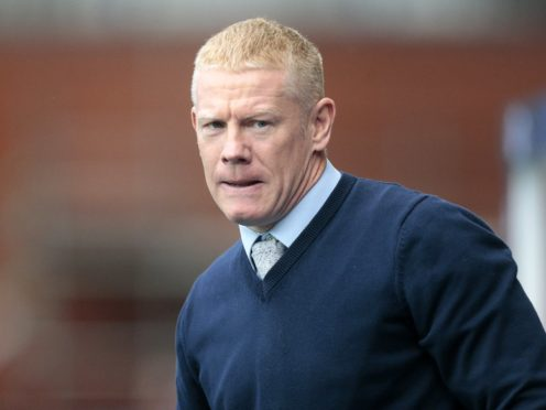 Gary Holt has a strong affinity with Kilmarnock (Graham Stuart/PA)