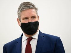 Labour leader Sir Keir Starmer (Leon Neal/PA)