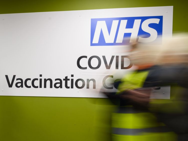 Unions campaign for decent pay rise for NHS workers (Leon Neal/PA)