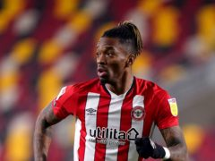 Brentford have offered to support their striker Ivan Toney, pictured, after he was the target of racial abuse on Instagram (John Walton/PA)