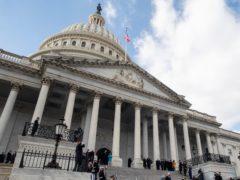 The US Capitol building (AP)