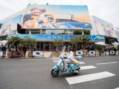 The Cannes festival takes place in southern France (Arthur Mola/Invision/AP)