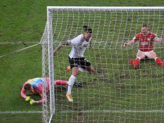 Colin Kazim-Richards netted for Derby (Nick Potts/PA)